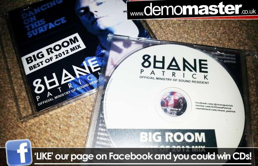 Shane Patrick Big Room Best of 2012