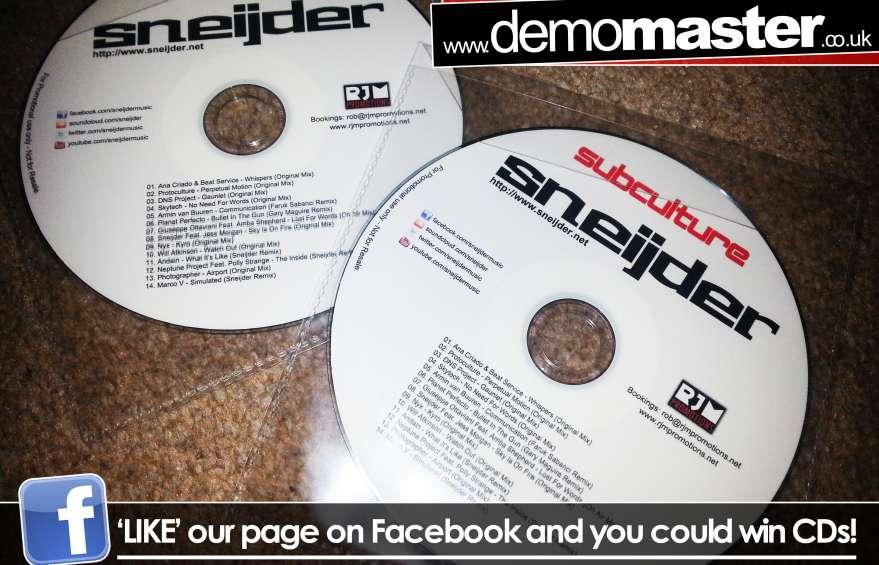Sneijder - Subculture
