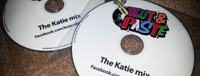 Kut & Paste - The Katie Mix