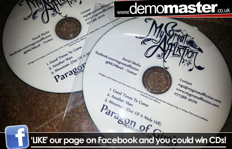 My Great Affliction - Paragon of Girth Promo