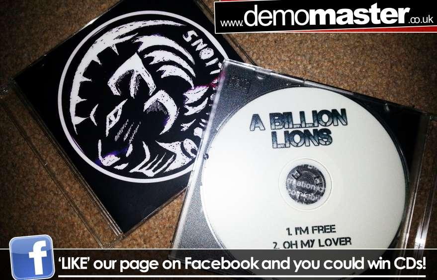 A Billion Lions EP