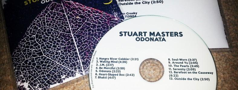Stuart Masters - Odonata