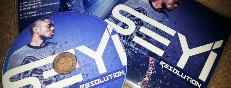 Seyi - Rezolution