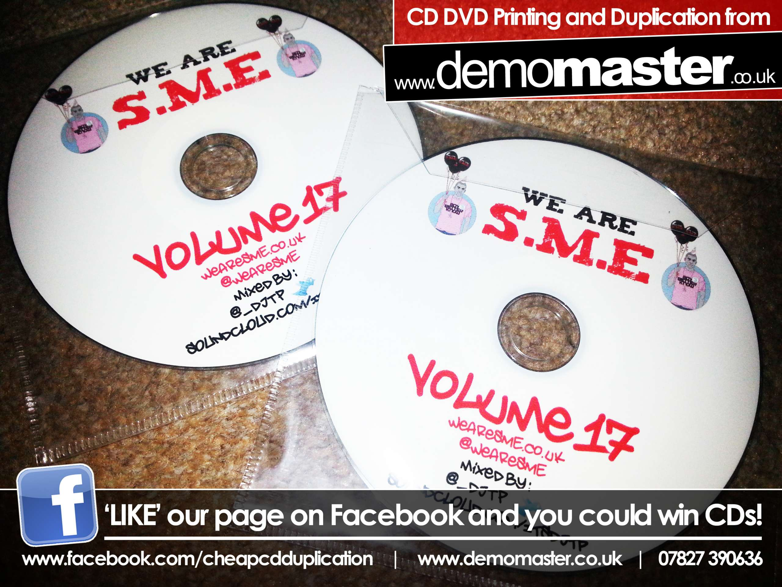 We Are S.M.E. Volume 17 mixed by DJ TP
