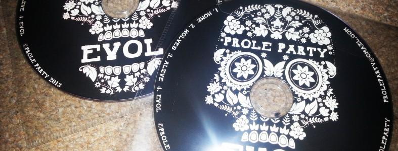 Prole Party - EVOL EP
