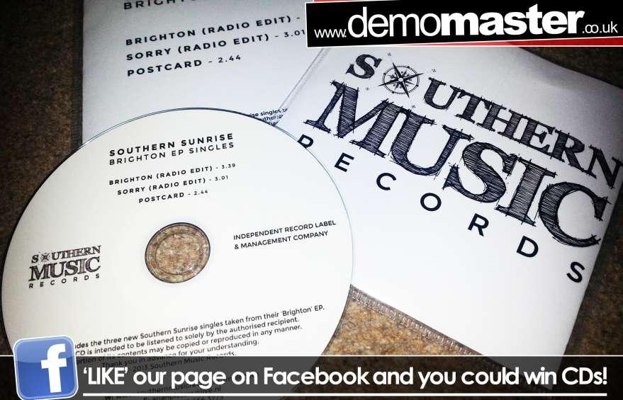 Southern Sunrise - Brighton EP Singles