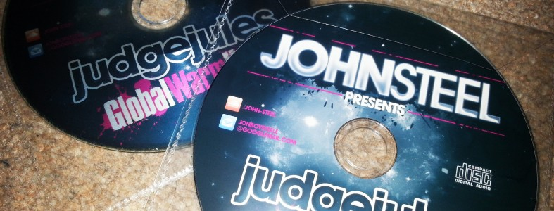 John Steel presents Judge Jules Global Warm Up Mix