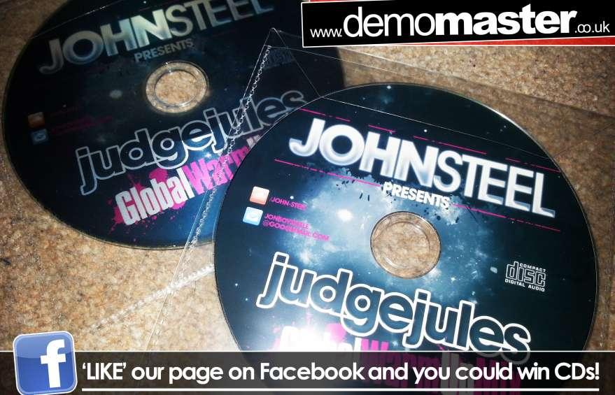 John Steel presents Judge Jules Global Warm Up Mix