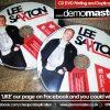 Lee Saxton Promo Mix 2013