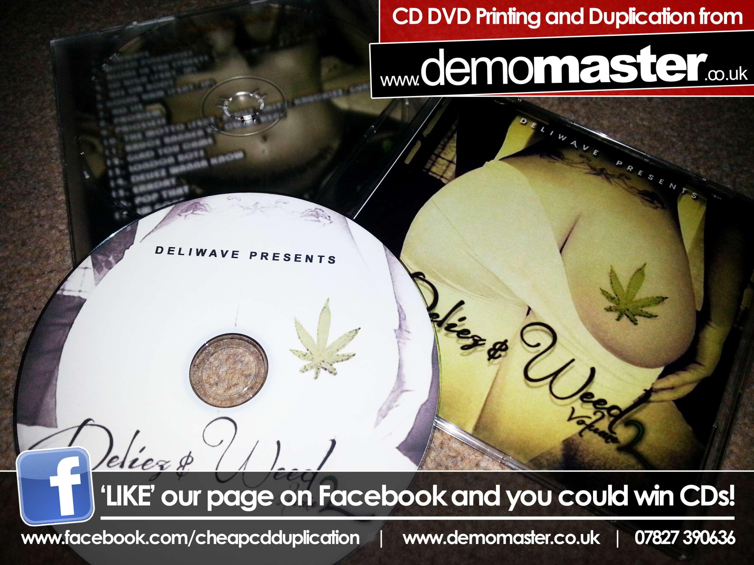 Deliwave presents Delies & Weed Volume 2