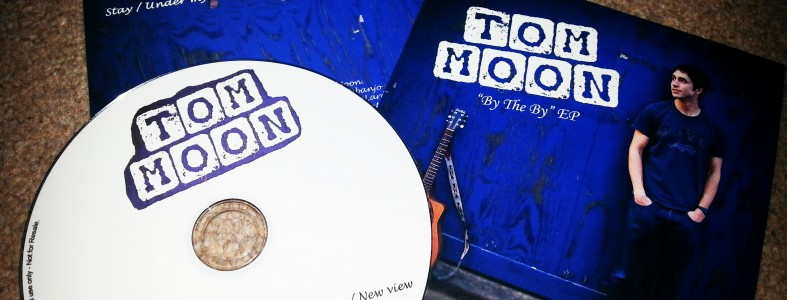 Tom Moon - By The Way EP