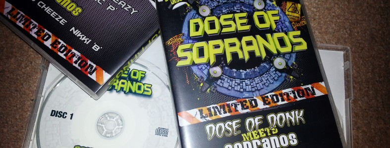 Dose of Sopranos 2 CD Pack