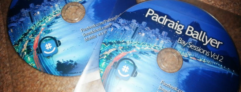 Padraig Ballyer - Bay Sessions Vol. 2