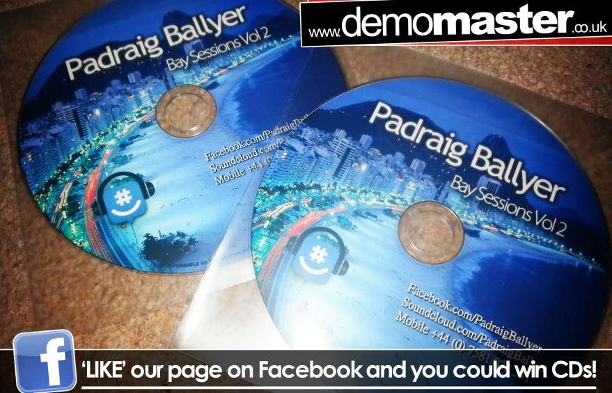 Padraig Ballyer - Bay Sessions Vol. 2