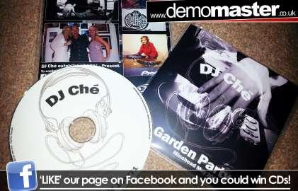 DJ Ché - The Garden Party, Minehead May 2013