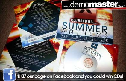Klubbed Up presents Summer Anthems mixed by Klubfiller