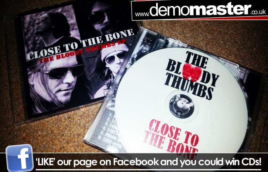 The Bloody Thumbs - Close to the Bone