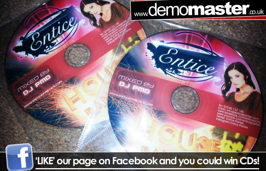 Entice House Bangers mixed by DJ PMD