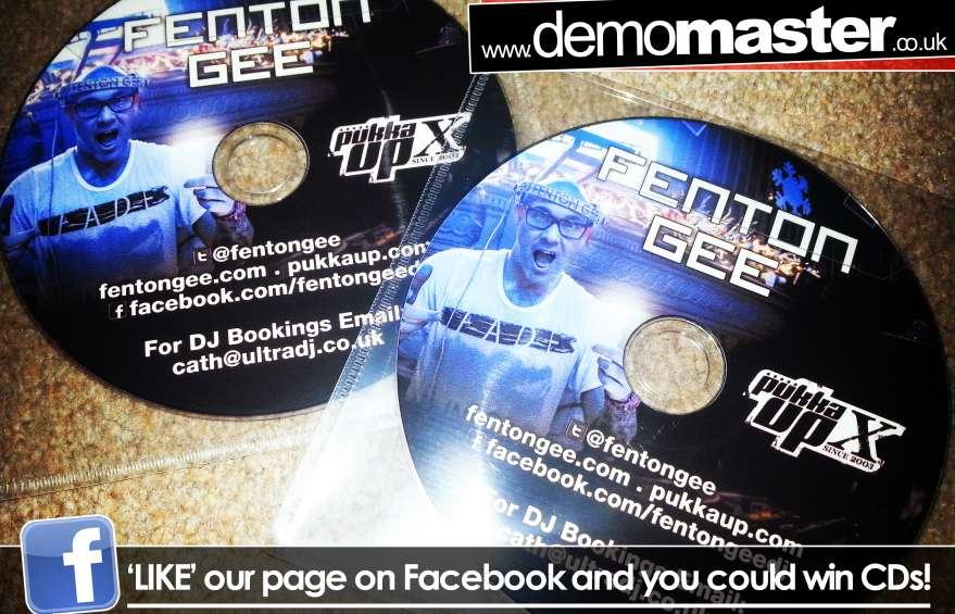 Fenton Gee Pukka UP Ibiza 2013 Promo Mix