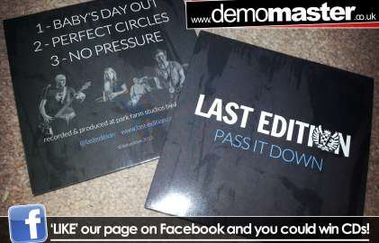 Last Edition - Pass It Down