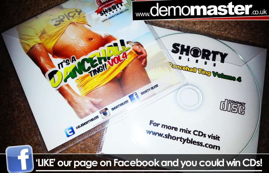 Shorty Bless Presents - It's A Dancehall Ting Vol 4