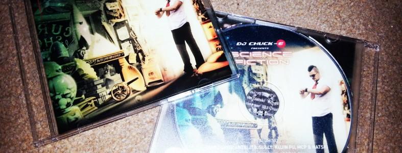 DJ Chuck E presents Science Fiction