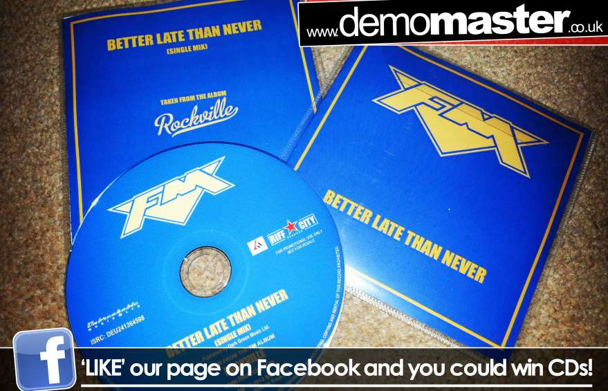 FM - Better Late Than Never