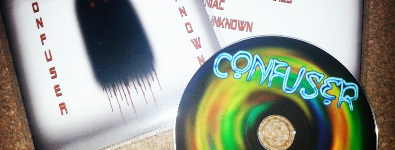 Confuser - The Unknown EP