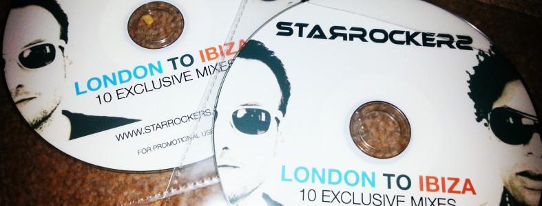 StarRockers - London to Ibiza