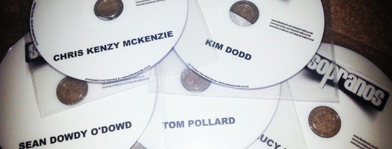 Sopranos Competition Winner CDs