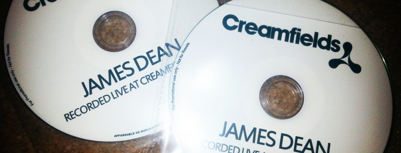 James Dean - Recorded Live at Creamfields 2013