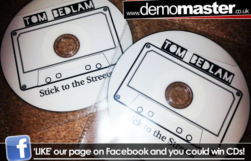 Tom Bedlam - Stick to the Streets EP