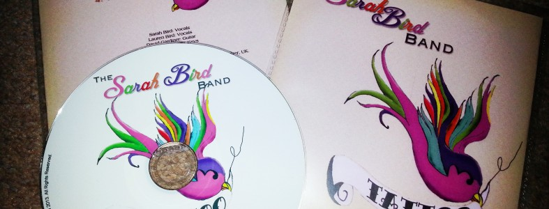 The Sarah Bird Band - Tattoo EP