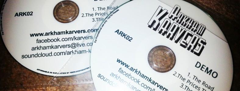 Arkham Karvers - Demo EP