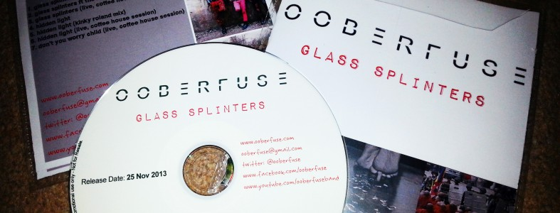 Ooberfuse - Glass Splinters