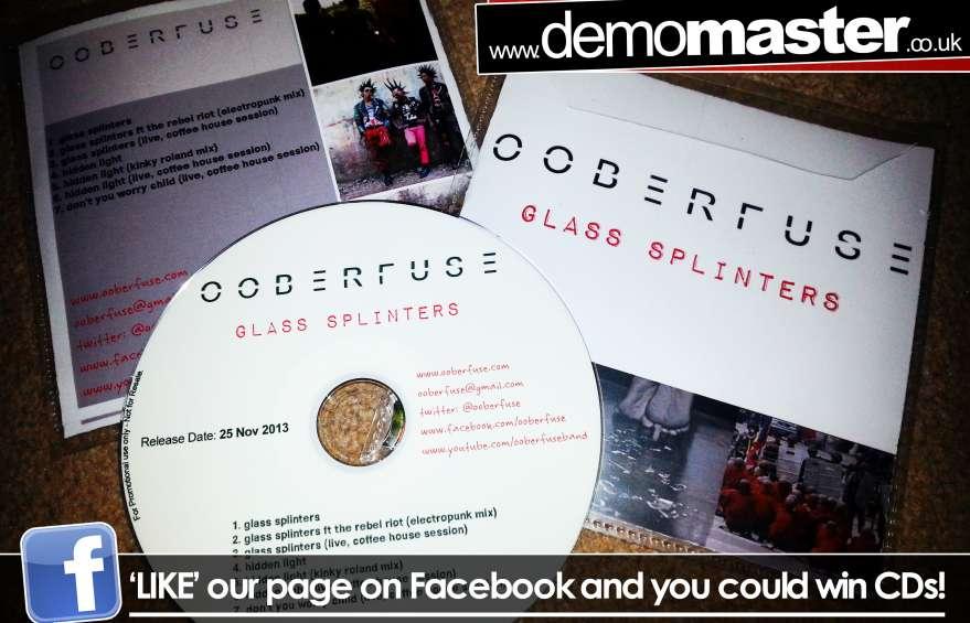 Ooberfuse - Glass Splinters