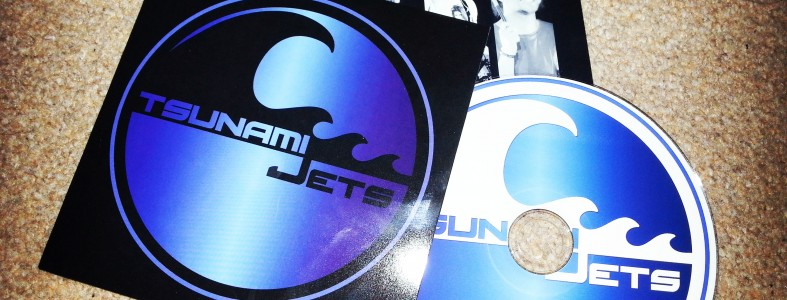 Tsunami Jets Demo CD