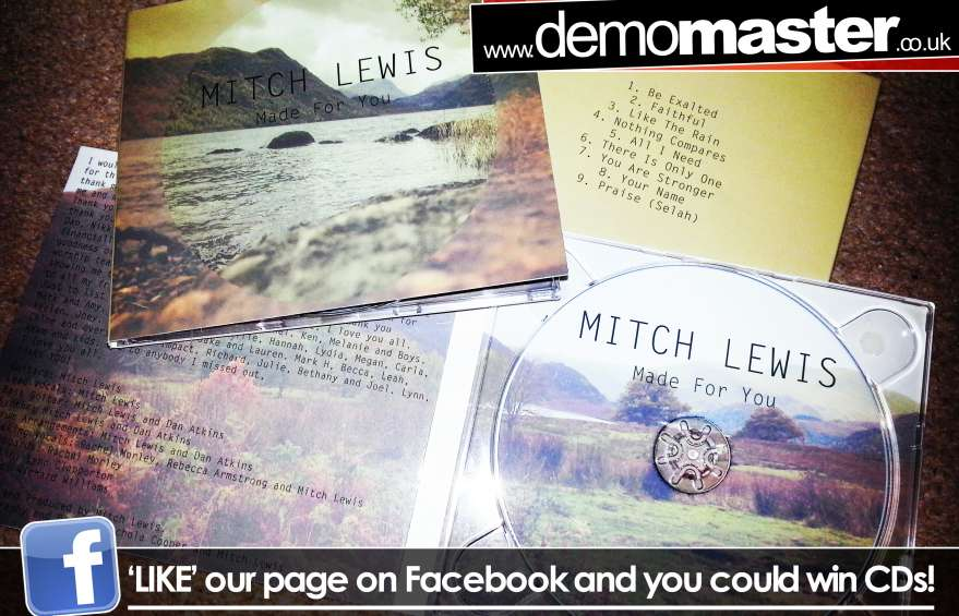 Mitch Lewis - Made For You
