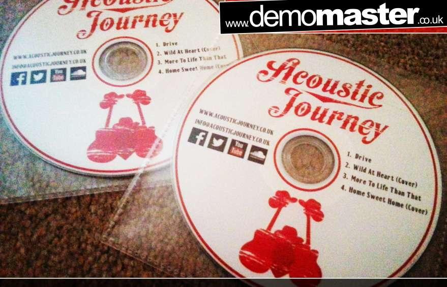 Acoustic Journey EP