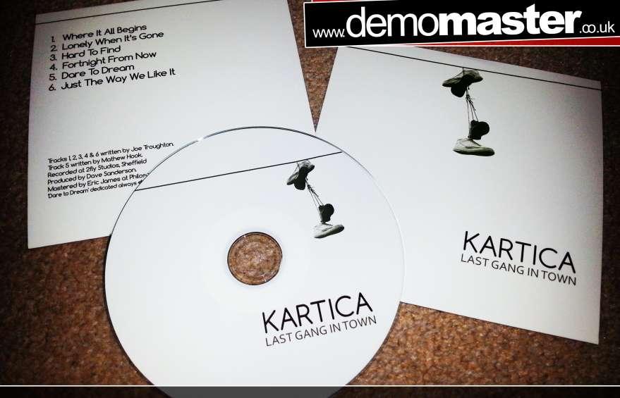 Kartica - Last Gang In Town