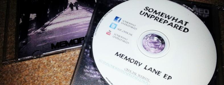 Somewhat Unprepared - Memory Lane EP