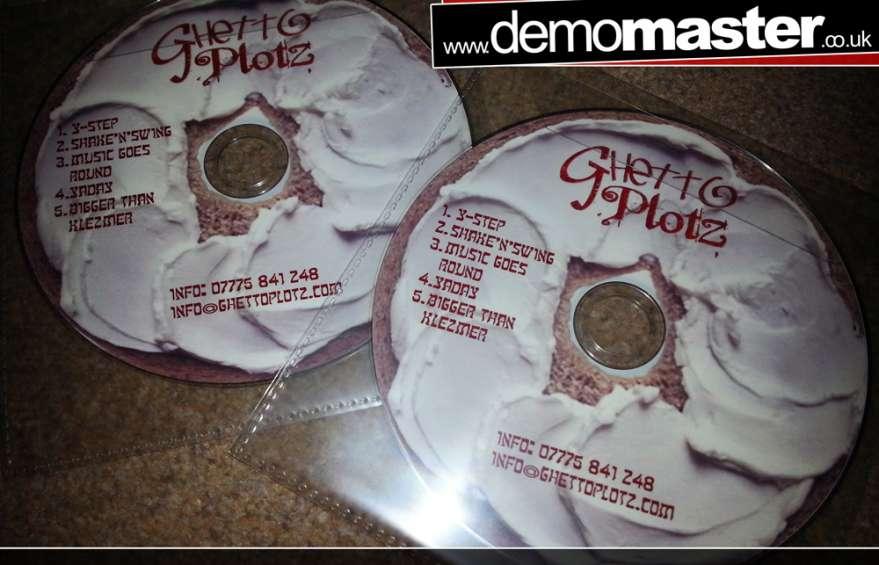 Ghetto Plotz EP