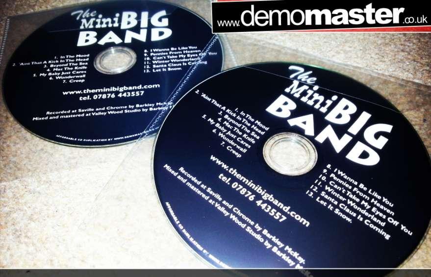 The Mini Bag Band EP