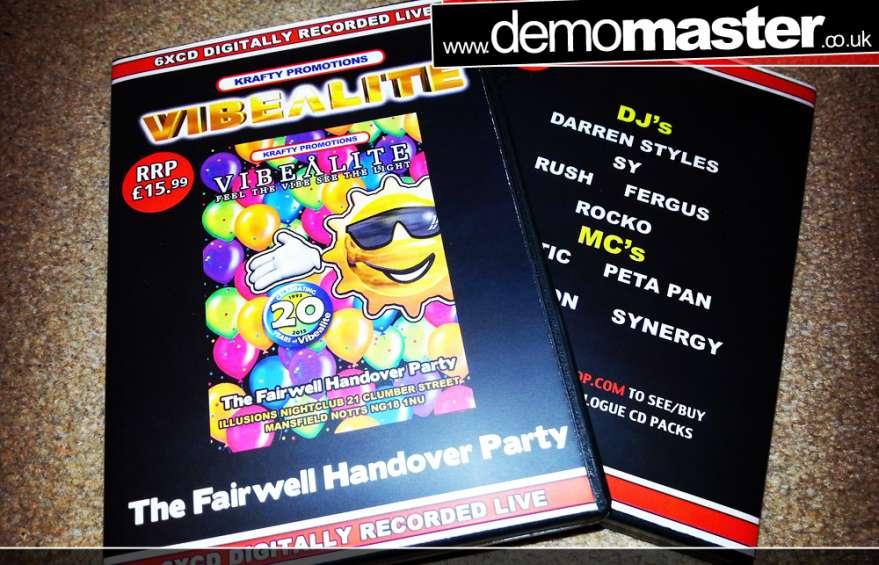 Vibealite 20 - The Fairwell Handover Party