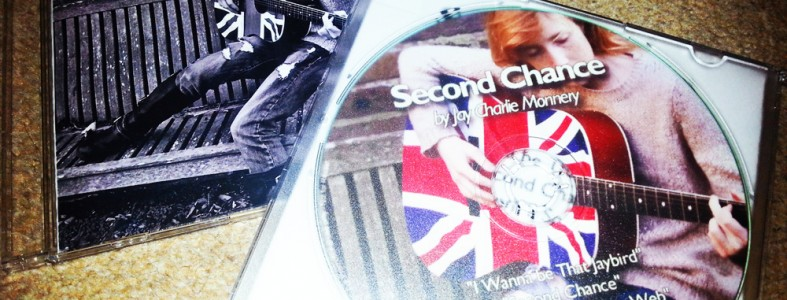 Jay Charlie Monnery - Second Chance EP
