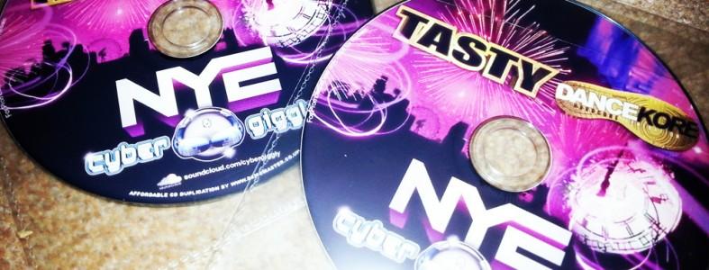 Cyber & Giggly - Tasty & DanceKore NYE