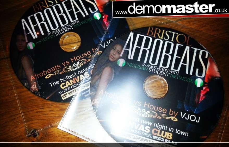 Bristol Afrobeats by Vjoj