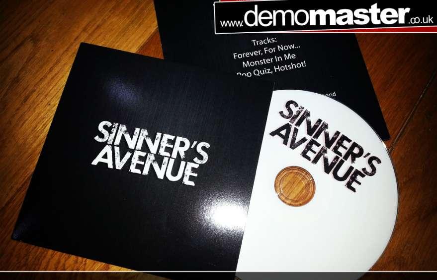 Sinner's Avenue EP