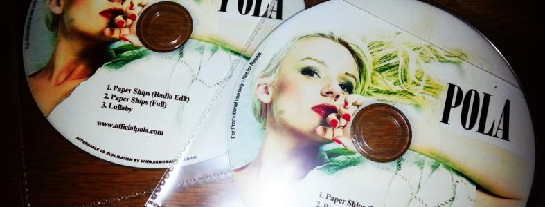 Pola - Paper Ships