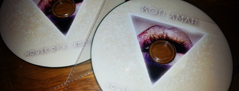 Kofi Amah - House of K Edition 4